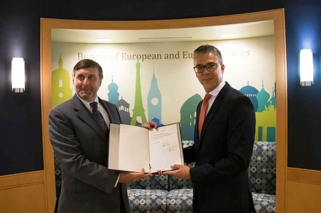 Deutschland schließt Ratifizierung für Mazedoniens NATO-Beitritt ab