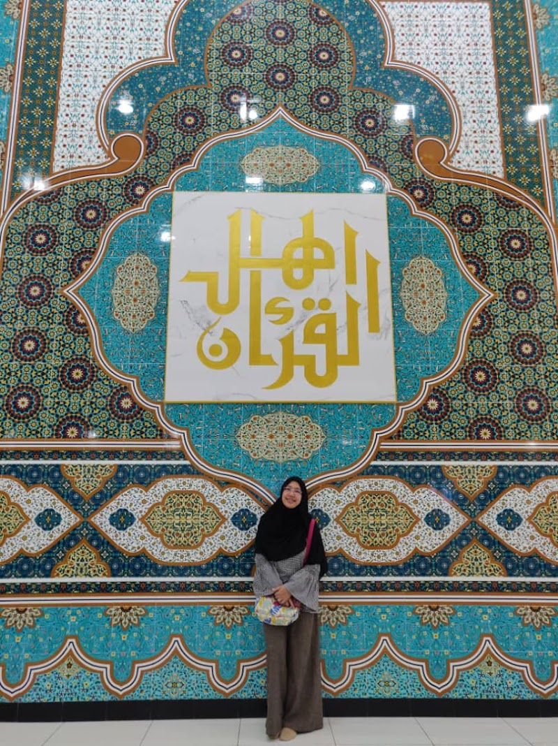 Kompleks Nasyrul Quran Tempat Menarik Putrajaya 2020 Bahagian 2