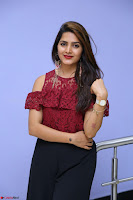Pavani Gangireddy in Cute Black Skirt Maroon Top at 9 Movie Teaser Launch 5th May 2017  Exclusive 030.JPG