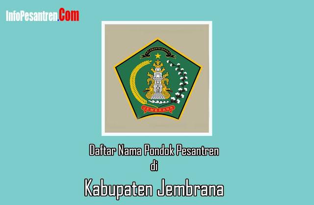Pesantren di Kabupaten Jembrana
