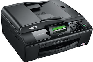 Brother DCP-J715W Driver Download for windows, linux, mac os