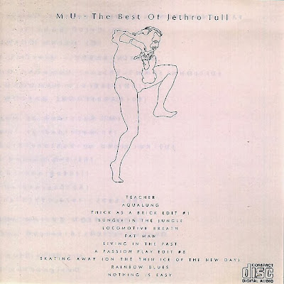 Jethro Tull M.U. The Best of Jethro Tull 1976