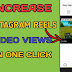 How to Increase Instagram Reels Video Views by UK Connection