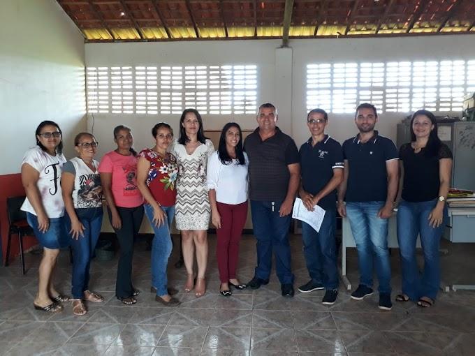 Prefeito Mundinho do Luisão concede reajuste de 12,84% aos Profissionais do Magistério de São Roberto/MA