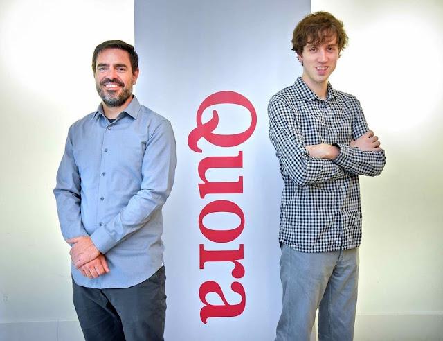 founders of Quora