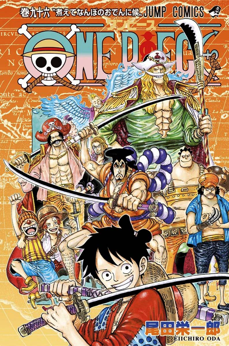 One Piece Manga Chapter 978 - Image 001
