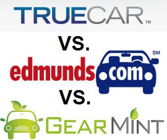 New Ways To Buy And Lease Cars Truecar Vs Edmunds Vs Gearmint