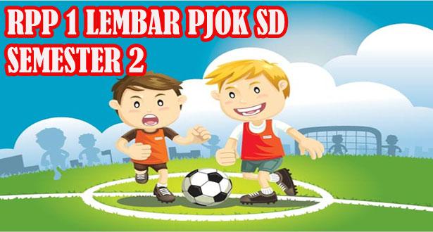 RPP PJOK SD