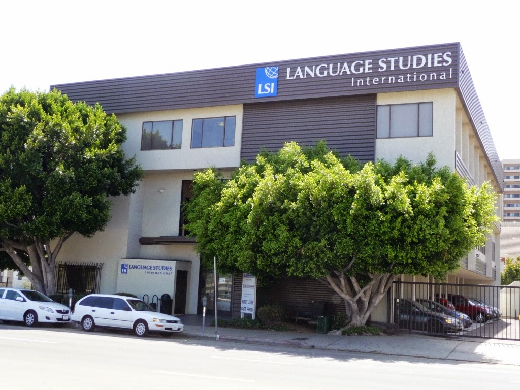 Language Studies International San Diego