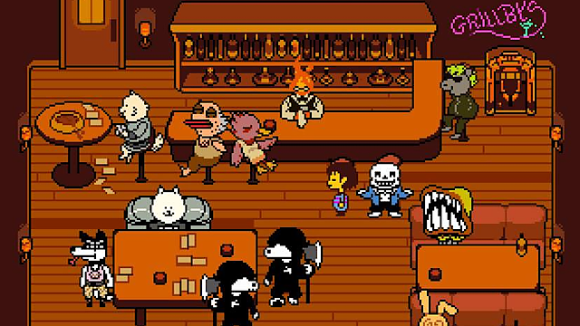 UNDERTALE: Official Game Direct Free Download