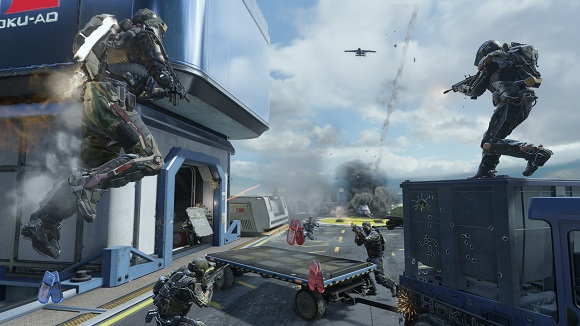 Of Duty Advance Warfare Pc Screens Www