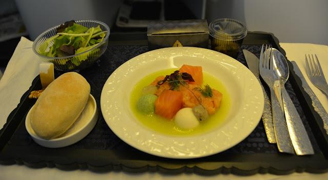 KLM salmon
