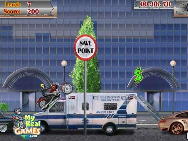 لعبة Terminator Bike