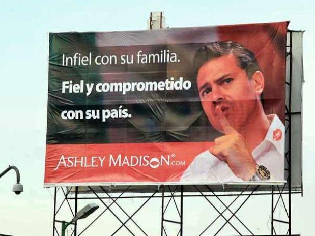 Peña Nieto es INFIEL