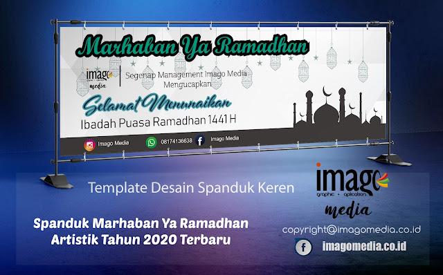Spanduk-Marhaban-Ya-Ramadhan- Artistik-Tahun-2020-Terbaru