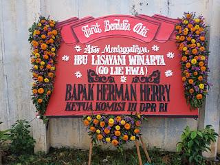 Toko Bunga Rumah duka Adi Jasa