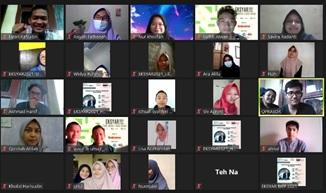 Bekasi Islamic Economics Forum Gelar Webinar Ekonomi Syariah 2021 Menuju Tes Beasiswa 100%