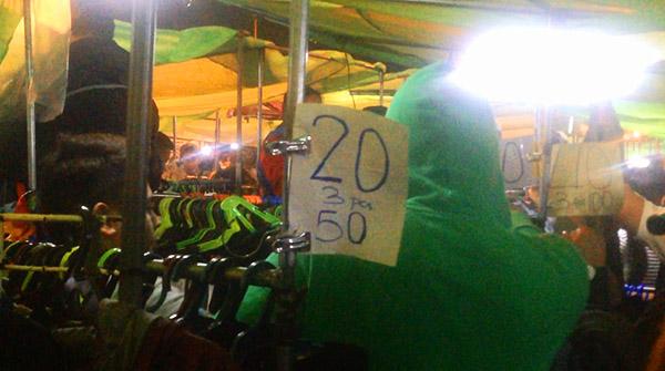 20 pesos items