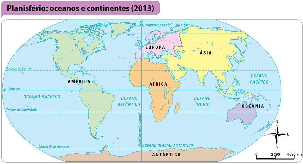 mapa dos continentes Equipe, Ação & Geografia: MODELOS CORRETOS DOS EXERCÍCIOS MAPAS mapa dos continentes