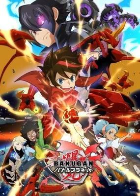 Anime Bakugan: Battle Planet Akan Mendapat Season 2 di Tahun 2020