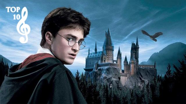 Top 10 musiques Harry Potter