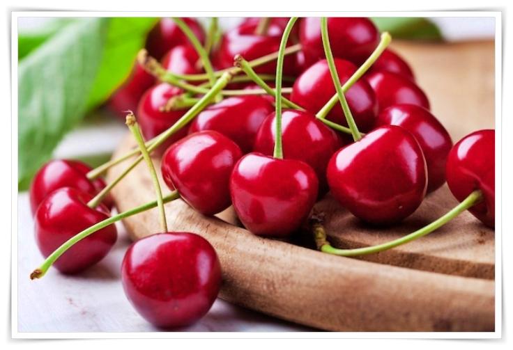 🍒 Cereja e seus incríveis benefícios para a saúde!