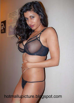 sexiest girl swetha wearing black bra with brown closure Nipple nude