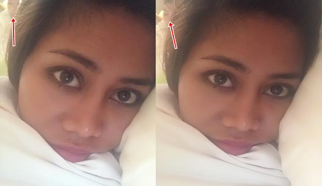 Penyanyi Dangdut Evi Masamba Sharing Foto Menakutkan Dihotelnya, Nitizen Pada Merinding