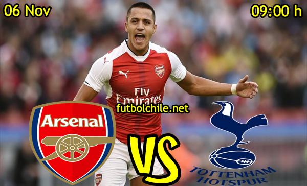 Ver stream hd youtube facebook movil android ios iphone table ipad windows mac linux resultado en vivo, online: Arsenal vs Tottenham Hotspur