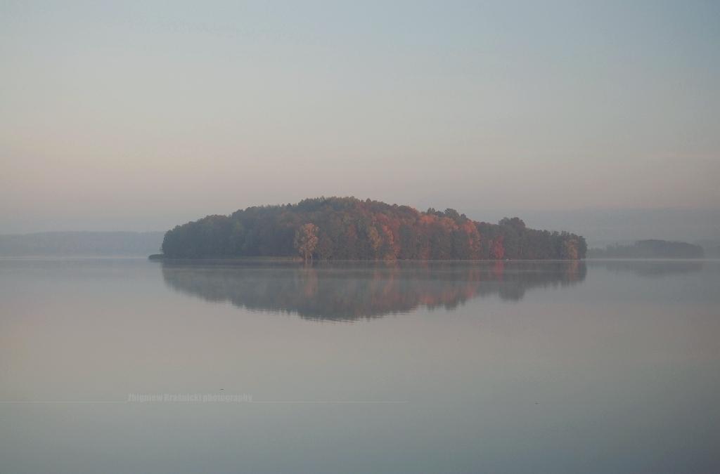 Wyspa z historią | Herta na jeziorze Wulpińskim