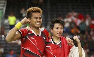 Tontowi Ahmad / Liliyana Natsir Rebut Emas Olimpiade Rio, Hadiah Kado Terindah Ulang Tahun Kemerdekaan ke 71 Republik Indonesia