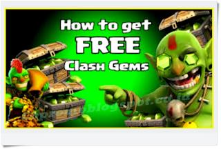 Cara Mudah Dapat Gems Gratis di Clash of Clans