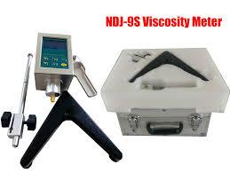 Alat Kekentalan Cairan Viscometer type NDJ-9S