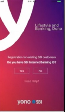 How to activate YONO SBI?