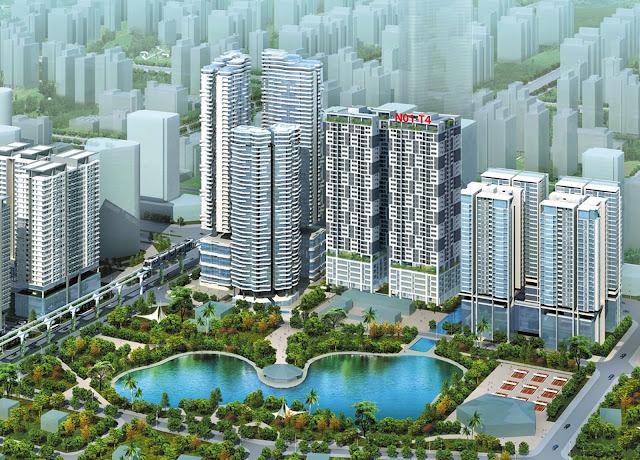 Chung cư Phú Mỹ Complex - Đẳng cấp cho cuộc sống, cơ hội đầu tư hoàn hảo