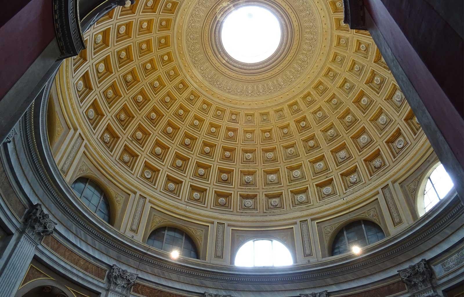 Voyage Italie Rome Musée du Vatican
