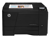 HP LaserJet Pro 200 color Printer M251n Télécharger Pilotes