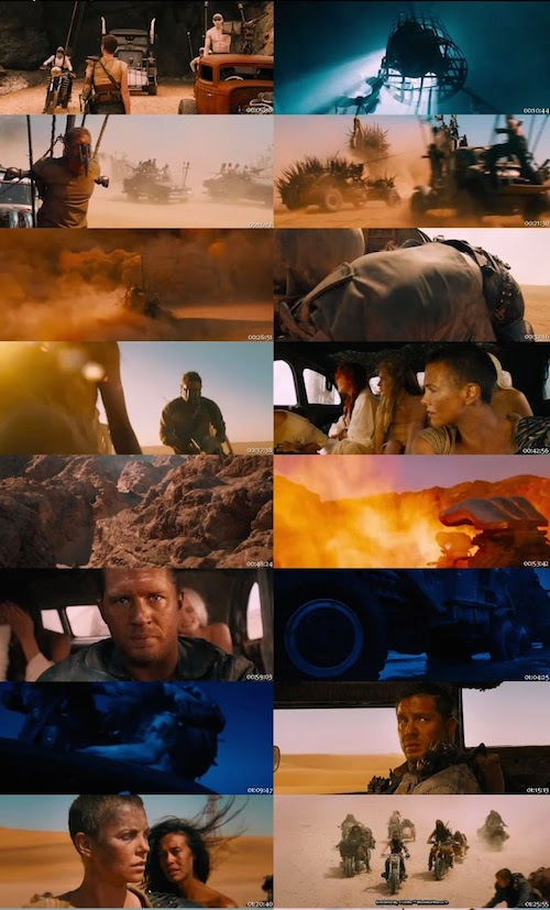 Mad Max Fury Road Dual Audio Movie Download
