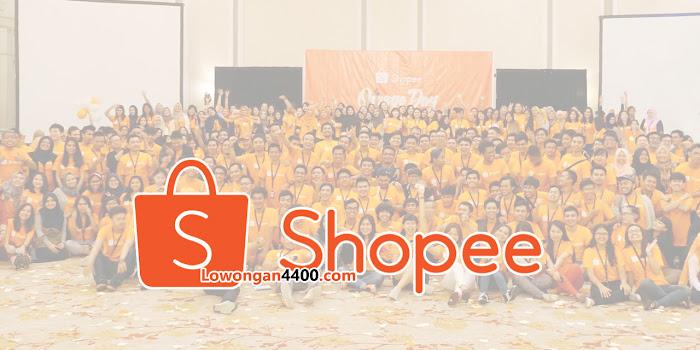 Lowongan Kerja Shopee Indonesia 2021