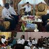 Bupati Kerinci Terima Kunjungan Dari Kadiv Keimigrasian Kanwil Kemenkumham Jambi