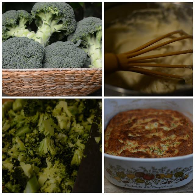 Soufflé de brócoli 02