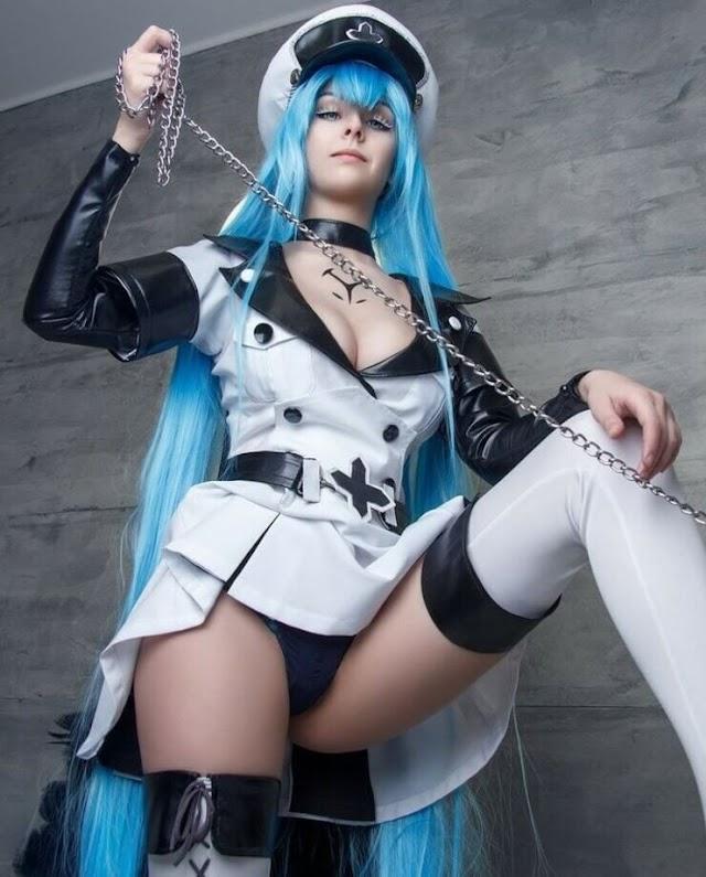 Helly Valentine a cosplayer lindas fotos
