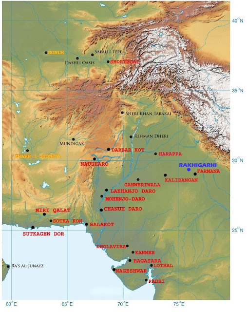 Largest-ever ancient-DNA study illuminates millennia of South and Central Asian prehistory