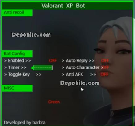 Valorant Otomatik Level XP Kasma Bot Hilesi İndir Temmuz 2020