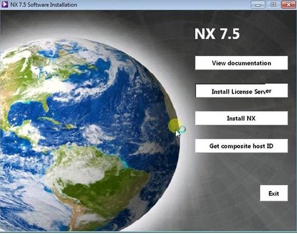 Unigraphic NX 7.5
