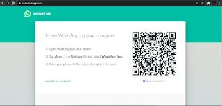 Cara Buka WhatsApp Web di PC dan Laptop