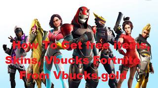 Vbucks.gold || Vbucks gold || How to get items, skins, Vbucks fortnite for free from vbucks. gold