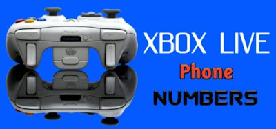 Xbox Live Phone Number, Xbox Live Customer Service Number