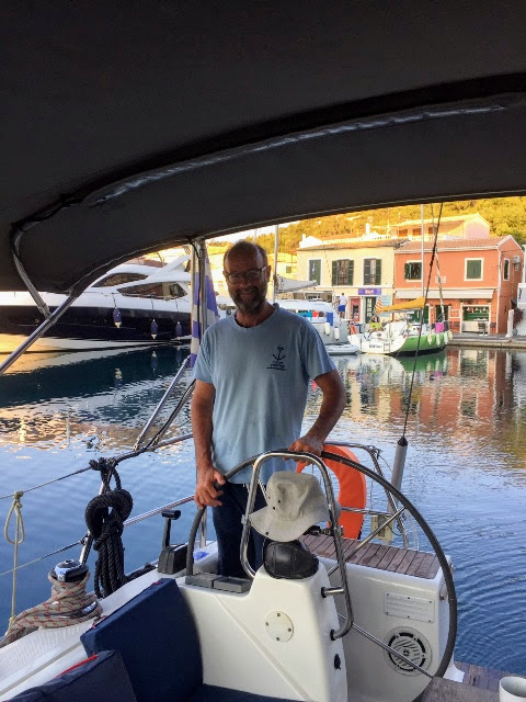 More Yachting - Captain Takis