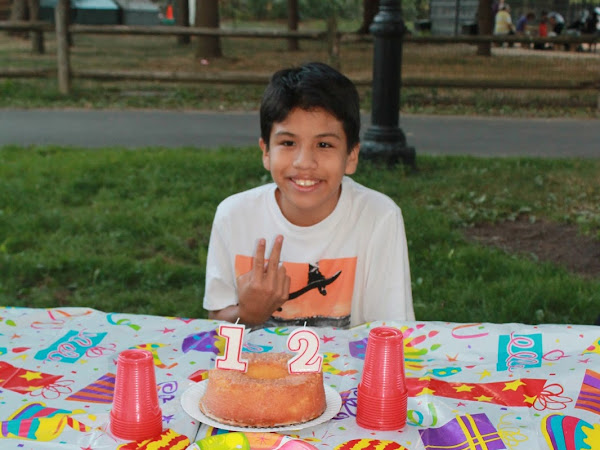 Miguelito Turns 12th